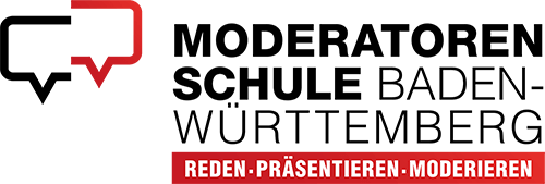 Logo Moderatorenschule Baden Württemberg